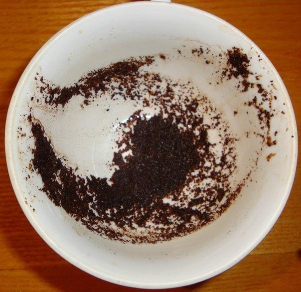 Гадание на кофейной гуще толкование ствол дерева